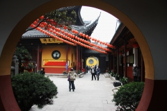 Jade Buddha Temple - Shanghai, China (2011)