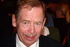Vaclav Havel - London, England (2005)