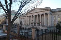 Treasury Department - Washington DC (2016)