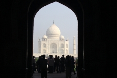 Taj Mahal - Agra, India (2010)