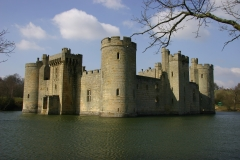 Bodiam Castle - East Sussex, England (2006)