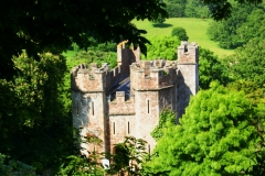 Dunster Castle - Somerset, England