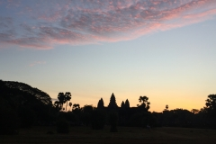 Angkor Wat at Sunrise - Siem Reap, Cambodia (2017)