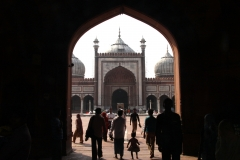 Jama Masjid Mosque - Delhi, India (2010)