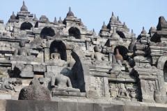 Borobudur - Java, Indonesia (2011)