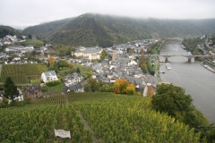 Mosel River Wine Region, Germany (2014)
